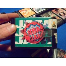 Nba Jam Sega Genesis / Mega Drive
