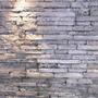 Placas Laja Apilada Revestimiento Simil Piedra Poliuretano