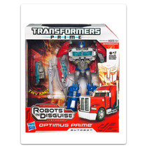 Optimus Prime - Transformers Prime - Robots In Disguise
