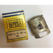 Piston Solo Persan Zanella 125 4v Vieja Std Y 0.50 Oferta