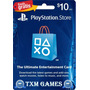 Psn Card 10 Playstation Ps3 Ps4 Psp Vita Microcentro