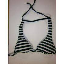 Malla Bikini Triangulo Rayas Lunares Coleccion Verano 2014