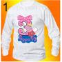 Remera Peppa Pig P/niños Estampada Exclusivo Diseño Personal
