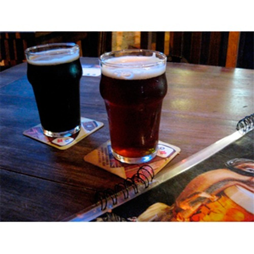 204 vasos vidrio cerveza pinta bar pub bazar 473 ml cisper for Vasos para bar