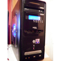 Pc Computadora Amd Athlon X 2 , Con Placa De Video Y Juegos