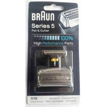 Repuesto Braun Foil Cuchillas Series 5 Afeitadora Linea 8000