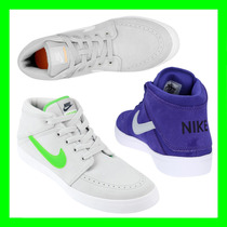 Envío Gratis! Zapatillas Nike Suketo Mid Suede