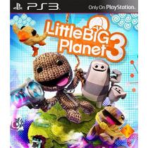 Little Big Planet 3 Ps3 Digital - Express Game