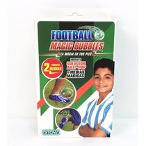 Football Magic Bubbles Medias Mágicas Y Burbujero