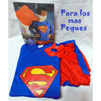 Disfraz Superman, Hombre Araña Negro, Cap América, Hulk