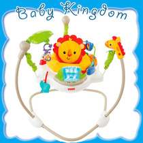 Silla Jumperoo Saltarin Bebe Fisher Price Rainforest. Nuevo