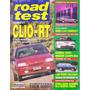 Revista Road Test Nº46 Clio Rt Super Test Honda Civic