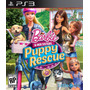 Barbie And Her Sisters Puppy Rescue Ps3 Nuevo Original Typon