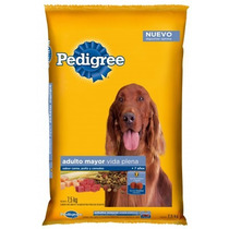 Pedigre Adulto Mayor Vida Plena X18kg