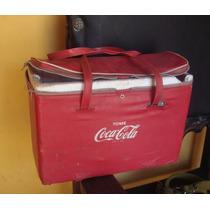 Antigua Heladera De Coca-cola. Gaseosa.