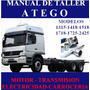 Manual De Taller Para Camiones Atego