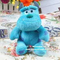 Sulley Monster Inc, Con Licencia!! Original!!