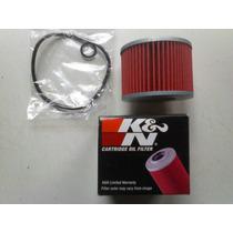 Kawasaki Ninja 250 - Filtro De Aceite K&n