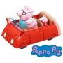 Peppa Pig Auto Familiar Movimiento Y Sonido Sin Pila Origina