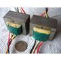 Juego De Transformadores Ax84 5 Watts