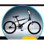Bicicleta Rodado 16 Bmx Freestyle Jump Nene Tipo Adulto
