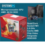 Pc Amd Apu A Series A6 X4 3650 4 Cores - Todo Nuevo