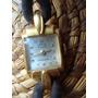 Antiguo Reloj Pulsera De Mujer Funciona Enchapado En Oro