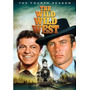 Jim West 4° Temp (the Wild Wild West) Serie De Tv