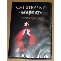 Cat Stevens Majikat Earth Tour 1976 Dvd Argentino Sellado