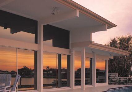 Film polarizado espejado plata p vidrios y ventanas 220 for Precios de ventanas de aluminio en la plata