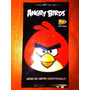 Cartas Angry Birds Coleccion Negra (465 A 616), De Sd