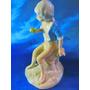 El Arcon Figura De Porcelama Mestre (simil Lladro) Niño 2002