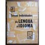 Tareas Individuales De Lengua E Idioma (3° Grado) Ed. 1976