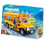 Playmobil Bus Escolar Con Luz Art. 5940