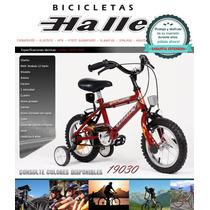 Bicicleta Cross Rodado 14-16 Varon