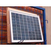 Panel Solar Fotovoltaico Solartec 10wp - Cargador De Batería