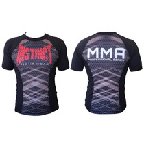 Remeras De Lycra Instinct Mma Grappling Ufc Crossfit