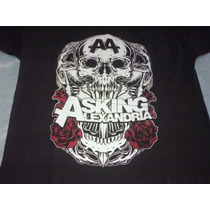 Remera Asking Alexandria