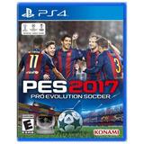 Pro Evolution Soccer 2017 Ps4 Pes2017 Fisico Entrega Ya