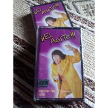 La Mona Jimenez El Agite Cassette Nuevo Sellado!!