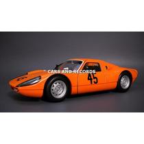 Porsche 904 Gts Racing 1964 - Minichamps 1/18