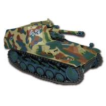 Sd-kfz 124 Wespe (nro 57) - Blindados De Combate Altaya