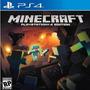 Minecraft Ps4 Original Sellado