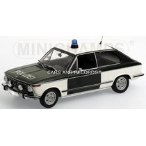 Bmw 1802 Touring 1973 - Policia - Minichamps 1/18