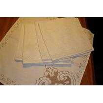 Servilletas Blancas (5)