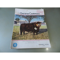 Antigua Revista La Gaceta Campera