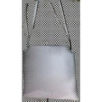 Cubre Siilla & Almohadon 42x44. C/placa 4cm; Tiras Y Formita