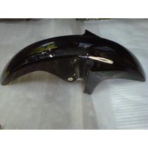 Guardabarro Delantero Yamaha Ybr 125 Color Negro - Dos Rueda