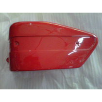 Cacha Mondial Hd 254 Roja Izquierda - Dos Rueda Motos