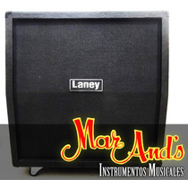 Laney Irt412 - Caja 4x12 Para Cabezal De Guitarra High Gain